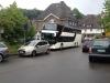 So parkt man in Biesfeld einen Reisebus