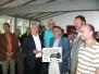 Versammlung und Eröffnung Zur Post 2008